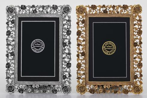 $168.00 Trellis Rose 4x6 Frame