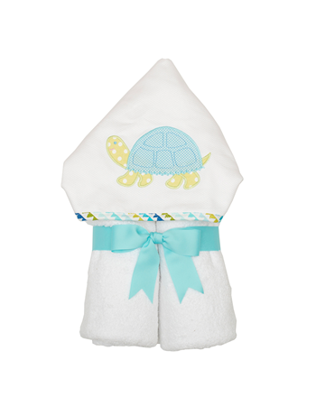$59.00 Blue Turtle Everykid Towel