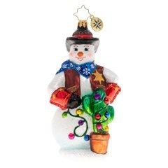 $60.00 Way Out West Snowman