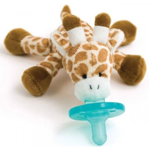$22.00 WubbaNub Infant Pacifier - Giraffe