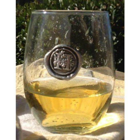 Southern Jubilee   Initial H stemless wine $14.95