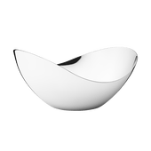 Georg Jensen   Bloom Tall Serving Bowl $125.00
