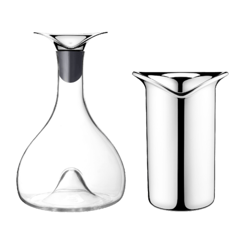 $195.00 Carafe with stopper