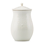 $60.00 French Perle - cookie Jar