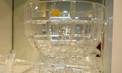 Crystal Bowl collection with 1 products