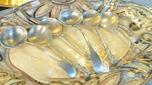 Small Serving Spoons collection with 1 products