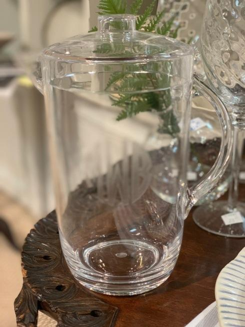 Huang Acrylic   Pitcher $44.99