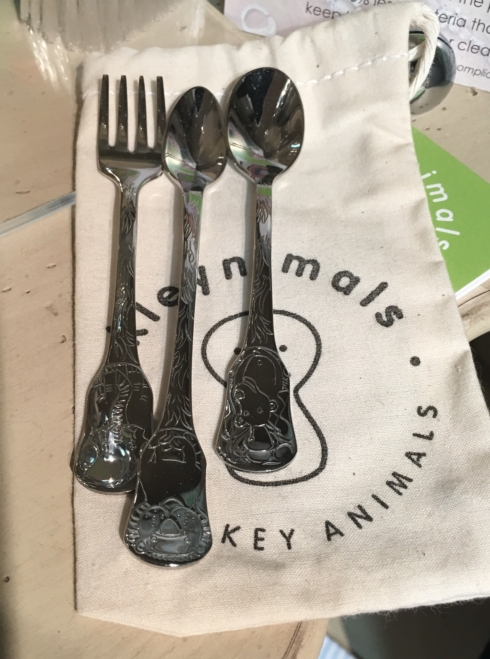 $38.99 Feeding Utensils by Kleynimals