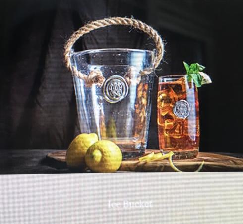 $54.99 Monogrammed Ice Bucket