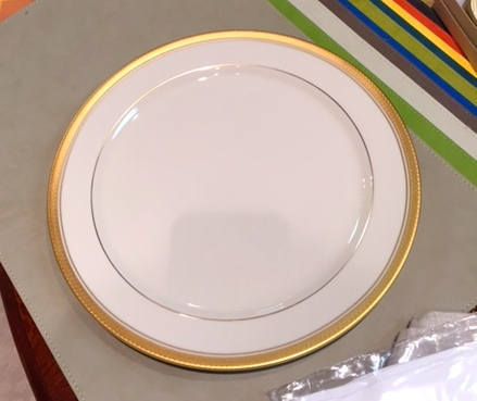$83.00 Dinner plate by Pickard