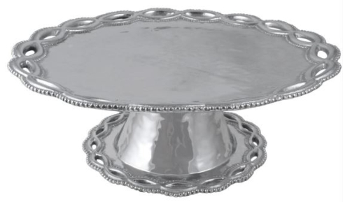 Filligree Cake Stand collection with 1 products