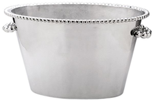 Pearled Double Ice Bucket collection with 1 products