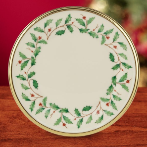 Holiday Bread and Butter Plate collection with 1 products
