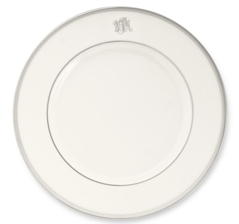 Pickard Monogram   Salad Plate, All Colors and Styles $68.00