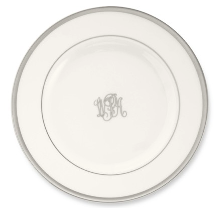 $52.00 Bread and Butter Plate, All Colors and Styles