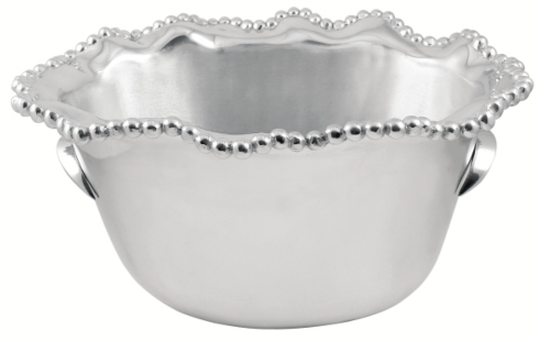 Pearled Wavy Medium Ice Bucket collection with 1 products