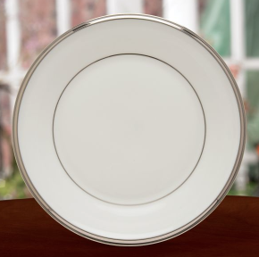Solitaire White Bread Plate collection with 1 products