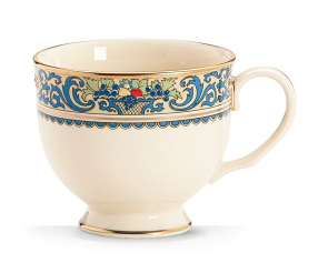 $114.00 Autumn Cup and Saucer