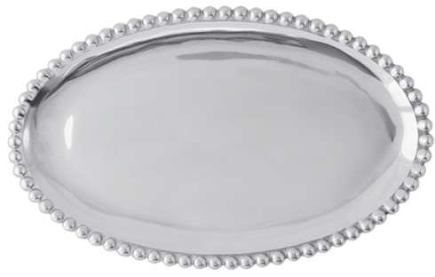 Pearled Oval Platter collection with 1 products