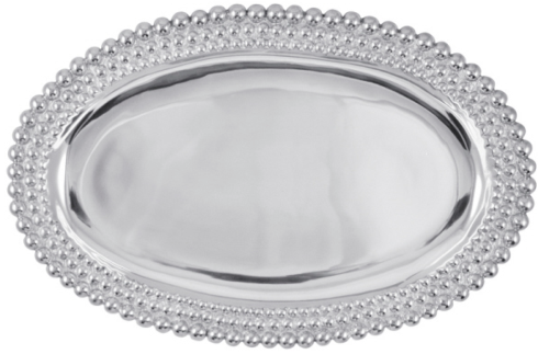Triple Pearls Oval Platter collection with 1 products