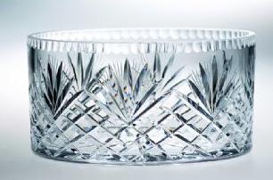 $87.00 Crystal Bowl
