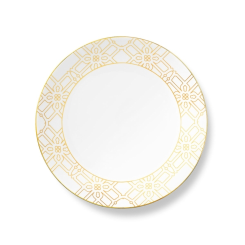 $41.00 Gold Grande Astor Bone China Dinner