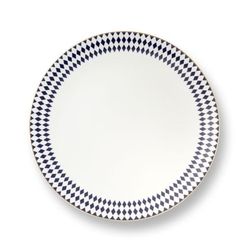 $41.00 Navy & gold Grande Hutton Bone China Dinner
