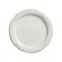 $40.00 FRENCH PANEL DINNER PLATE BY JULISKA