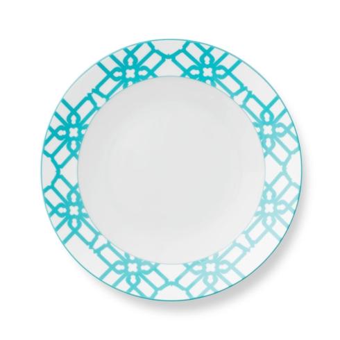 $32.00 Turquoise Truman Porcelain Dinner