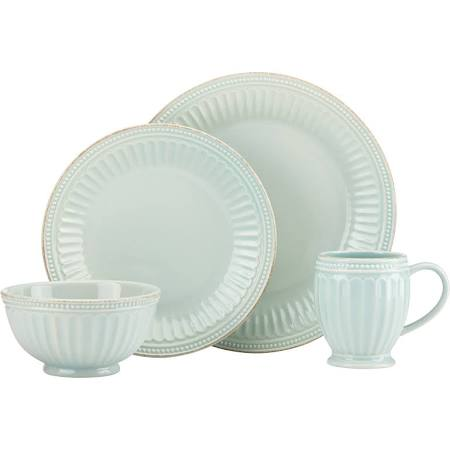 Le Perle GroovePlace setting - white collection with 1 products
