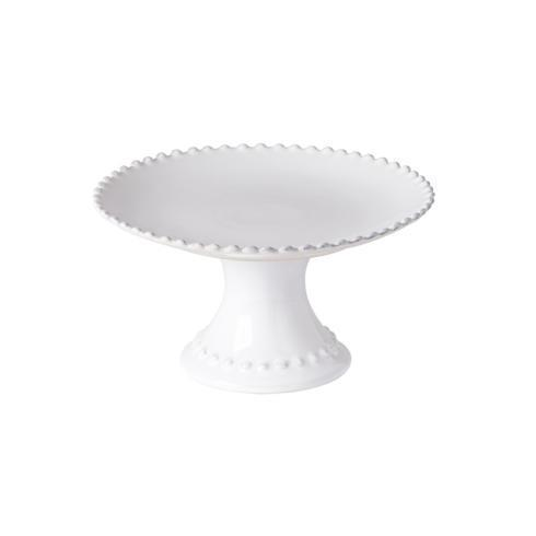 "Costa Nova  Pearl Footed Plate 9"" $73.50"