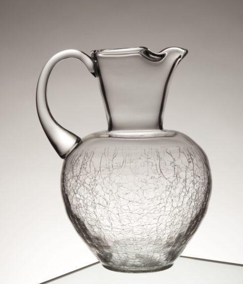 Casafina  Glassware Collection Crackle Pitcher $65.00