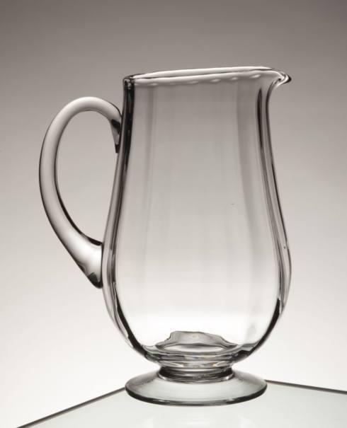 Casafina  Glassware Collection Large Optic Pitcher $48.50