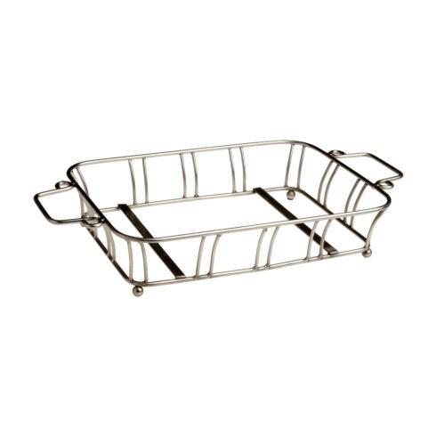 Casafina  Impressions - White Stand For Large Rectangular Baker $28.50