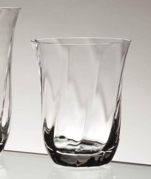 Casafina  Glassware Collection Short Tumbler, Optic Swirl (6) $17.75