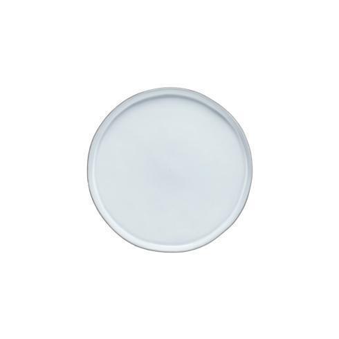 """Costa Nova  Lagoa Eco Gres - White Salad Plate 8"""" $24.00"""