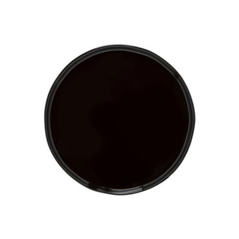 "Costa Nova  Lagoa Eco Gres - Black Dinner Plate 11"" $26.50"