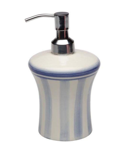 Casafina  Bath Collection - Costa Nova Blue Lotion Pump $33.00