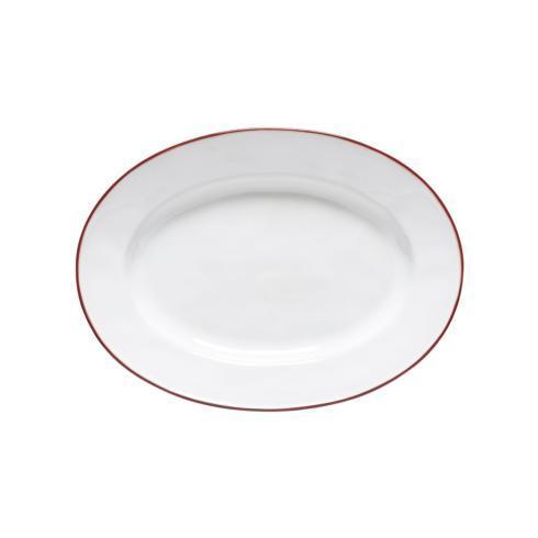 """$48.00 Oval Platter 12"""""""