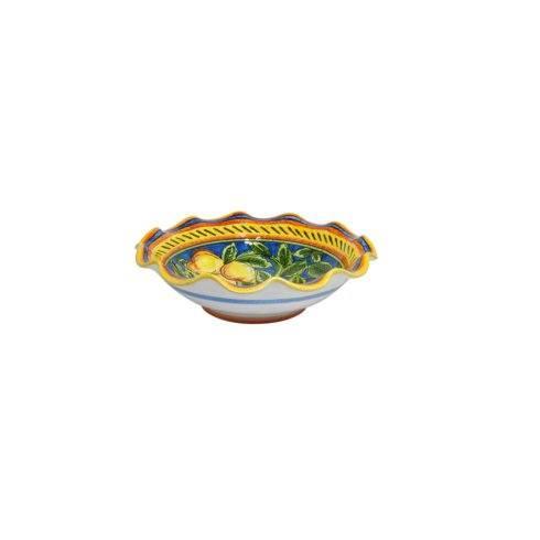 $115.00 Small Ruffled Bowl