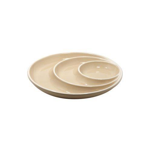 Casafina  Chip & Dip Round Chip & Dip, Sand $35.25