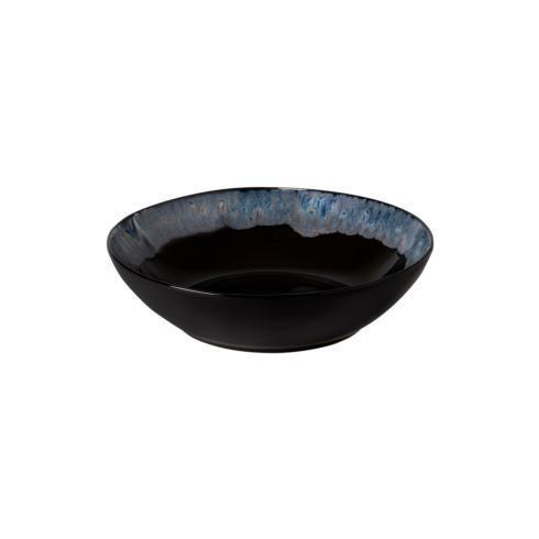 Casafina  Taormina - Midnight Black Soup/Pasta Bowl $21.00