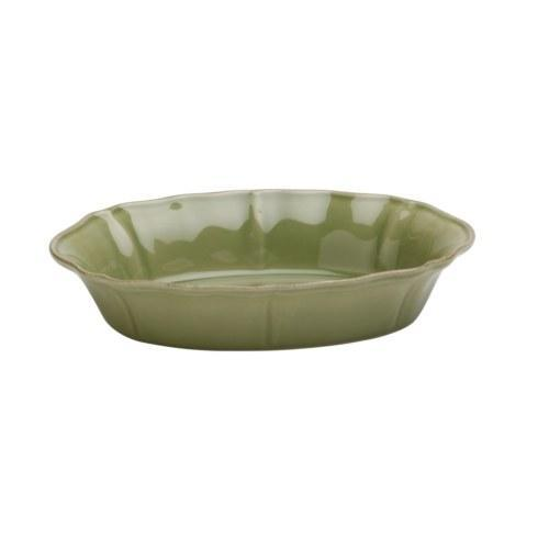 Casafina  Bistro - Green Small Oval  Baker $25.25