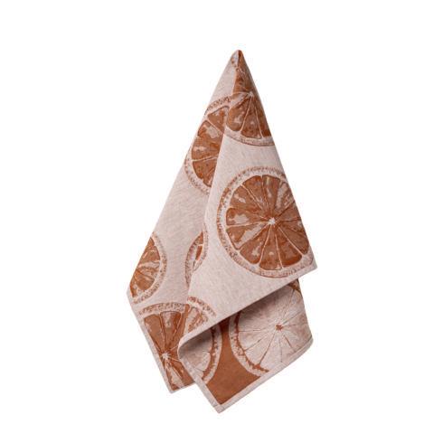 $17.50 Set 2 Kitchen Towels (Fruits - Orange S)