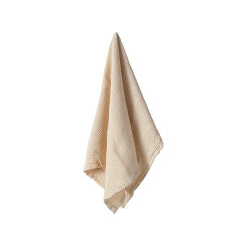 Casafina  Kitchen Towels - Osteria Micro Waffle Osteria 100% Cotton Vanilla $12.00