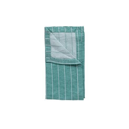 $12.50 50% Linen 50% Cotton Deep Aqua