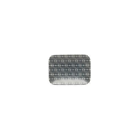 """Costa Nova  Augusta - Diamond Weave Mini Rect. Tray 5"""" $19.50"""