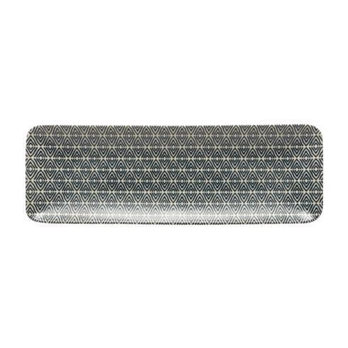 "Costa Nova  Augusta - Diamond Weave Rect. Tray 15"" $49.00"