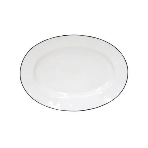 Costa Nova  Beja Medium Oval Platter (1) $48.00
