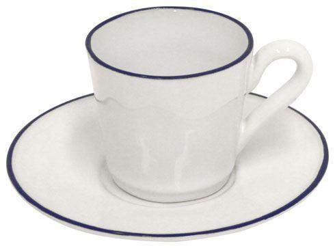 $31.00 Coffee Cup and Saucer 3 oz.